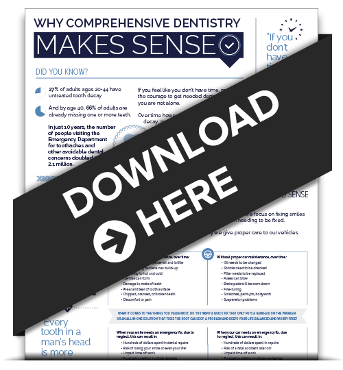 gillmore comprehensive dentistry why it matters download preview