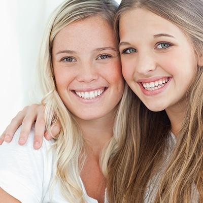 Metal-free fillings repair your smile while keeping it look natural.